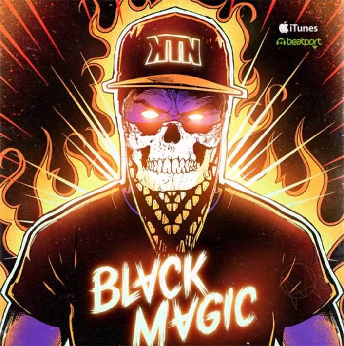 Full Album Stream Premiere: Kill the Noise - 'BLVCK MVGIC EP' [OWSLA] [TSIS PREMIERE] - Featured Image