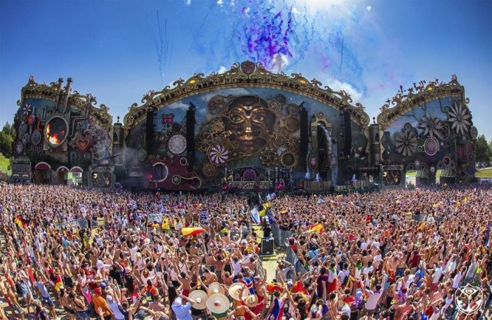 Watch The Full Length 10 Year MTV TomorrowLand Documentary - Featured Image
