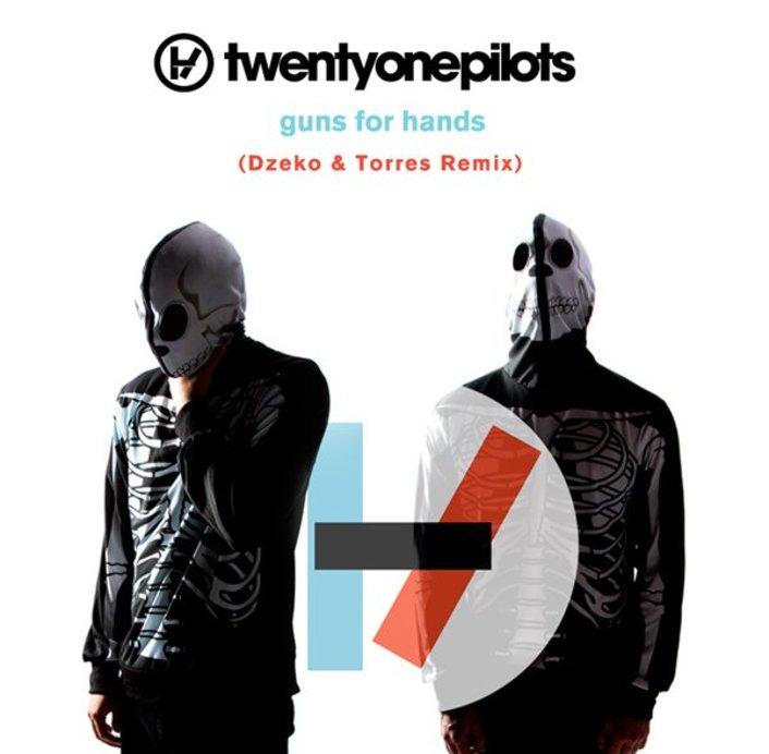 [TSIS PREMIERE] twenty one pilots - Guns For Hands (Dzeko & Torres Remix) : Indie / Progressive House Anthem Remix - Featured Image