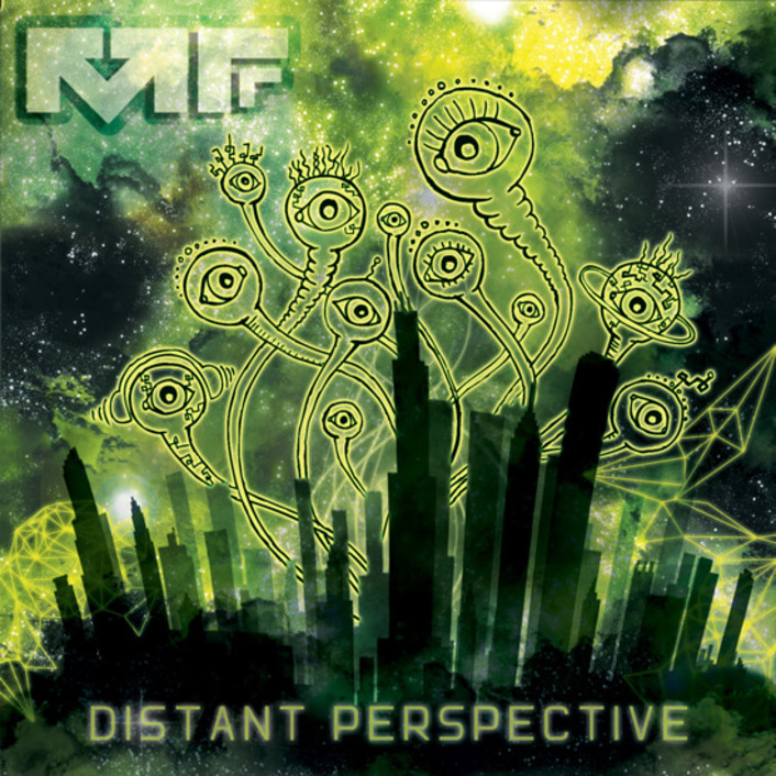 [PREMIERE] Manic Focus - Distant Perspective (Album) : Amazing Electro-Soul / Bass Album [Free Download] - Featured Image