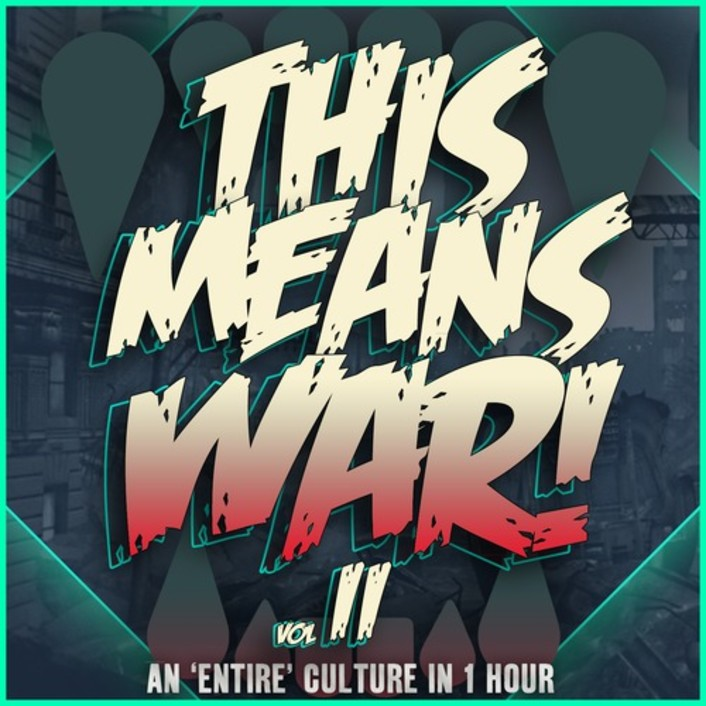 Lets Be Friends - This Means War! Vol.2 : Must Hear Mix Of Unreleased Music [Free Download] - Featured Image