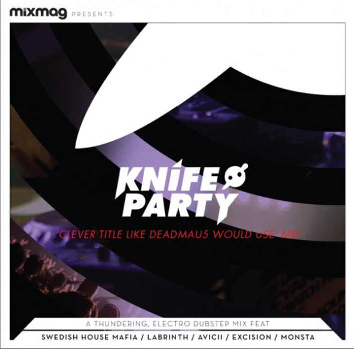 Knife Party - 'Clever Title Like Deadmau5 Would Use' Mix : 30 Minute Mix Featuring Unreleased Remixes - Featured Image