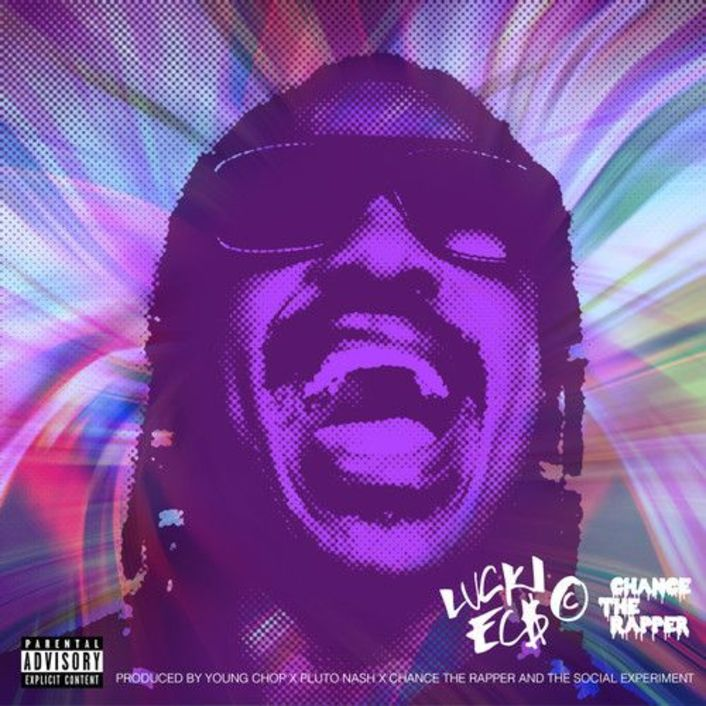 "Lucki Eck$ & Chance The Rapper Release ""Stevie Wonder"" Produced by Young Chop - Featured Image"