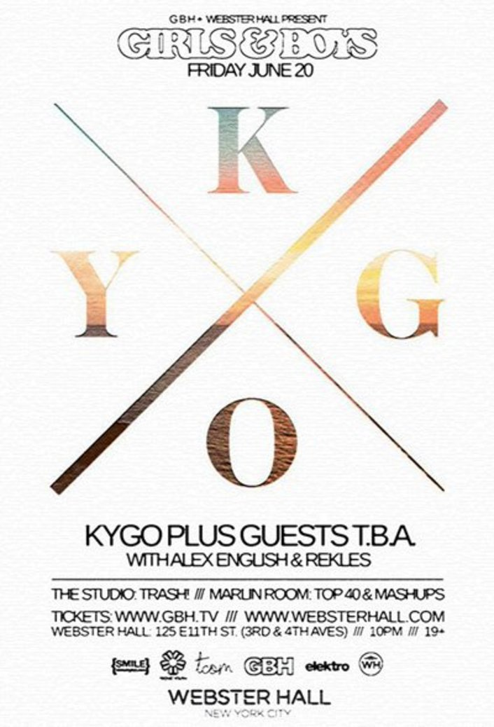 Kygo Announces First U.S. Show + Electric Feel (Kygo Remix)  - Featured Image
