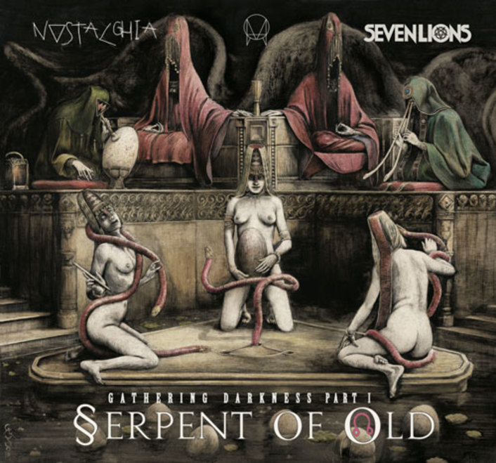 Seven Lions ft. Ciscandra Nostalghia - Serpent Of Old (OWSLA) : Heavy Moombahton / Electro House - Featured Image
