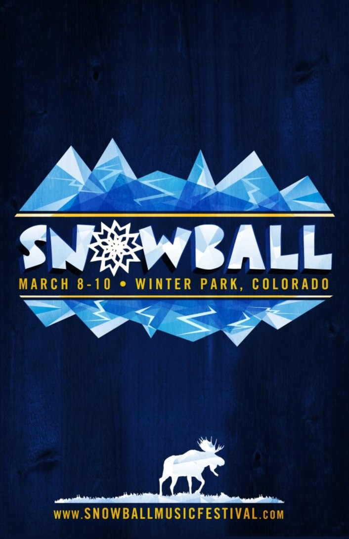 SnowBall Festival 2013 Location + Dates : Moves to Winter Park March 8th - 10th 2013 - Featured Image