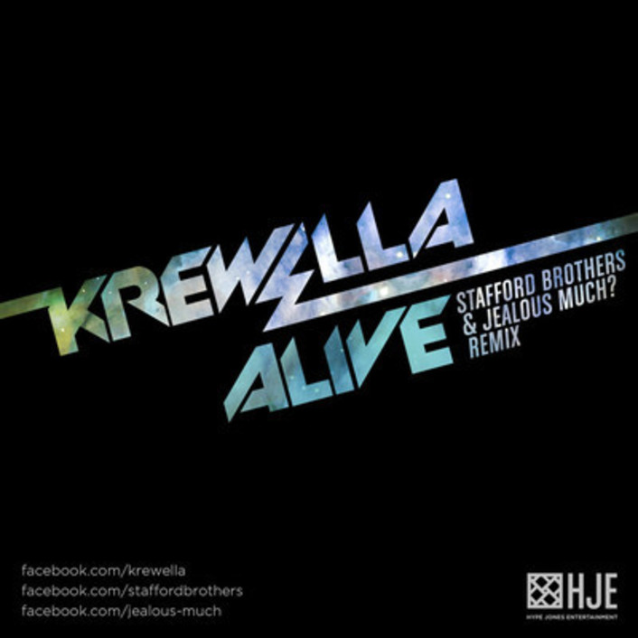 Krewella - Alive (Stafford Brothers & Jealous Much) : Electro House Remix [FREE DOWNLOAD] - Featured Image
