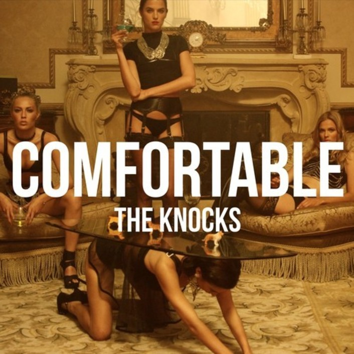 "The Knocks Drop Disco House / Indie Original ""Comfortable"" Featuring Ambassadors - Featured Image"