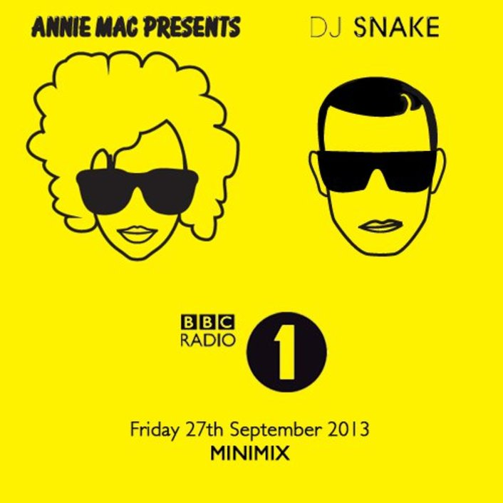 DJ Snake Minimix for Annie Mac on BBC Radio featuring Unreleased Collaborations [Free Download] - Featured Image