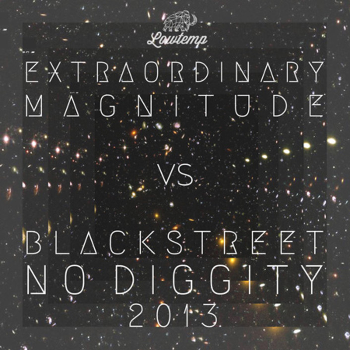 Extraordinary Magnitude Vs. Blackstreet - No Diggity 2013 : Must Hear Electro-Soul / Funk from new Gramatik Side Project [Free Download] - Featured Image