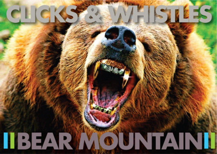 Clicks & Whistles - Bear Mountain : Extra Fresh Chill Trap Original [Free Download] [TSIS PREMIERE] - Featured Image