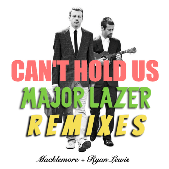 Macklemore & Ryan Lewis - Can't Hold Us (Major Lazer Remix ft. Swappi & 1st klase) : Huge Unexpected Trap / Reggae Remix [Free Download] - Featured Image
