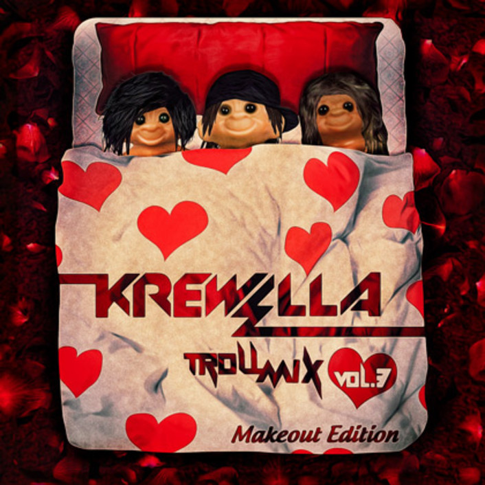 Krewella - Troll Mix Vol. 3: Makeout Edition (60 Minute Electro / Dubstep / Bass Mix) - Featured Image