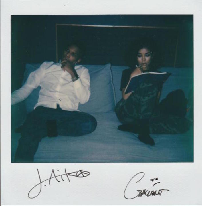 Gallant - Skipping Stones (feat. Jhené Aiko) : R&B / Soul - Featured Image