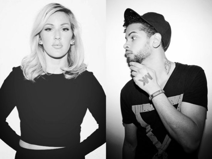 Ellie Goulding - On My Mind (MK Remix) : Deep House - Featured Image