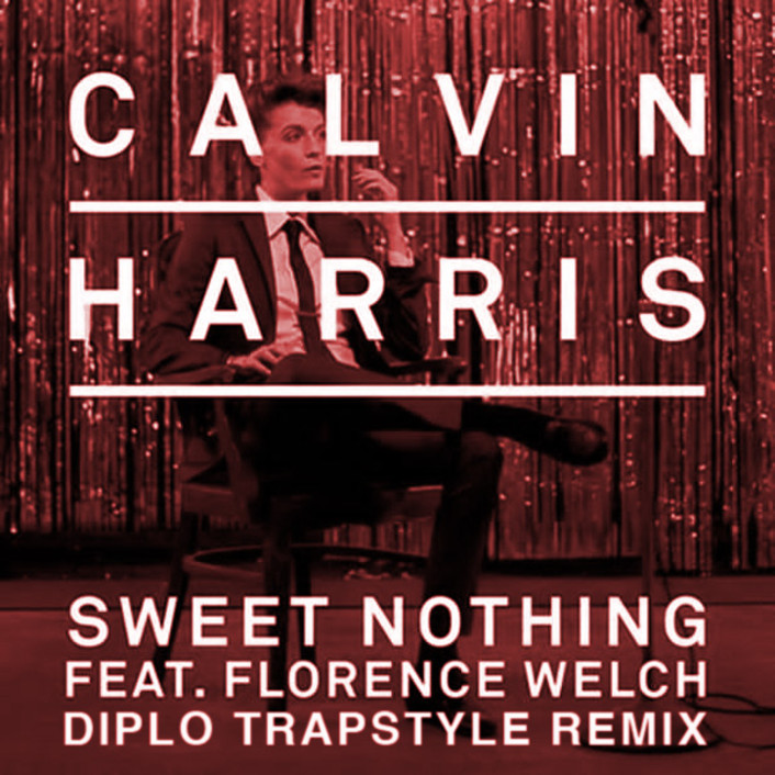 Calvin Harris ft. Florence Welch - Sweet Nothing (Diplo & Grandtheft Trapstyle Remix) : Must Hear Remix - Featured Image