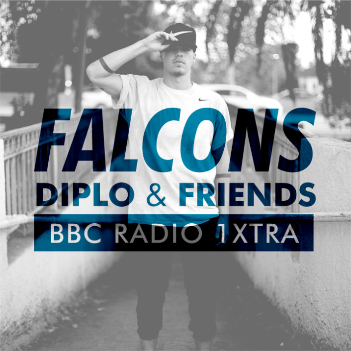 [PREMIERE] Falcons - Diplo and Friends Mix : Must Hear Chill Trap Hip-Hop Mix Filled With Unreleased Music [Free Download] - Featured Image