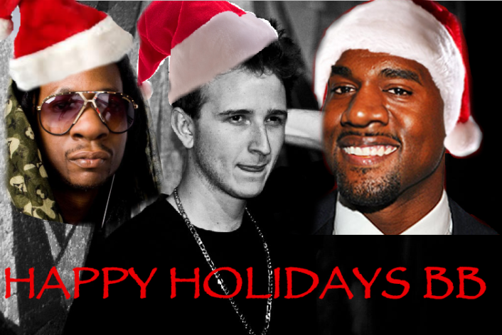 Kanye West ft. Santa Claus - Mercy X-Mas from Rl Grime : Must Hear Jingle Bells Trap Christmas  - Featured Image