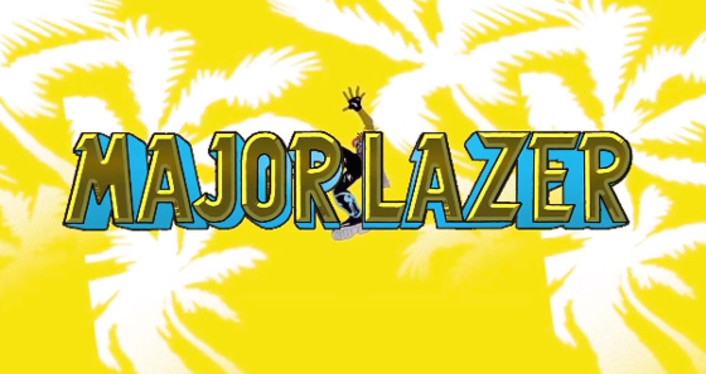 Major Lazer - Watch Out For This (Bumaye) (Produced by Diplo) (Lyric Video) : Must Hear New Single - Featured Image