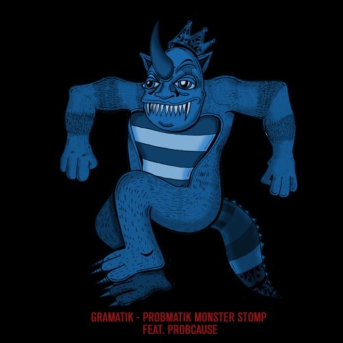 Gramatik – Probmatik Monster Stomp (Feat. ProbCause) : Hip-Hop / Electro-Soul [Free Download] - Featured Image