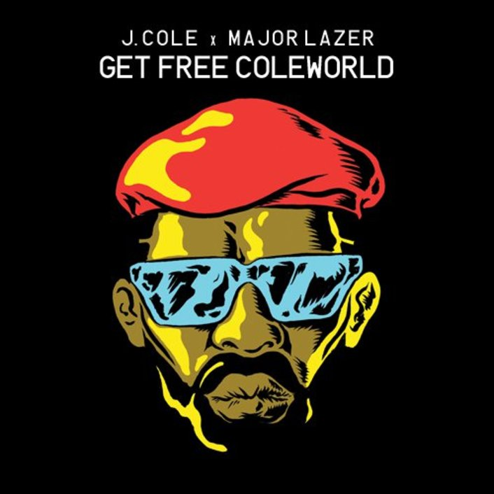 J. Cole x Major Lazer - Get Free ColeWorld : Must Hear Hip-Hop Collaboration [FREE DOWNLOAD] - Featured Image