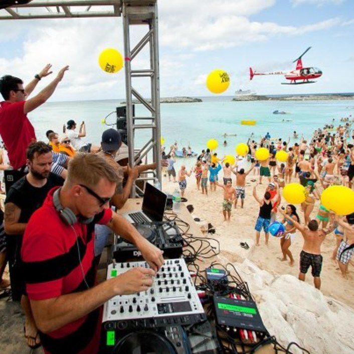 Diplo Holy Ship 2013 Beach Live Set [Free Download] - Featured Image