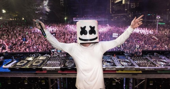Listen To Marshmello's Epic Ultra 2016 Set [Free Download] - Featured Image