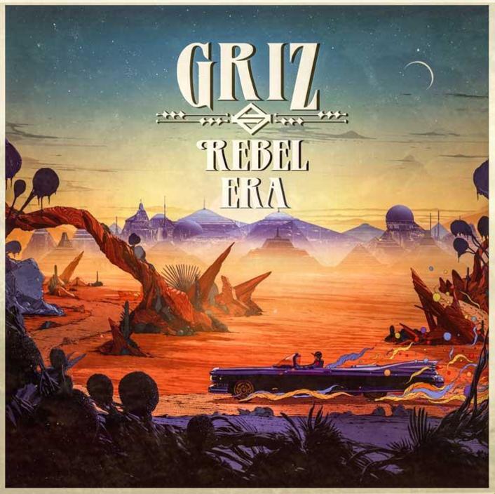 [MUST LISTEN] GRiZ - Rebel Era LP : Electro-Soul / Future Funk [Free Album Download] - Featured Image