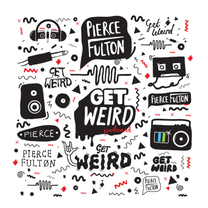 Pierce Fulton - Get Weird Episode 009 : 60 Minute Refreshing Electro / Progressive / Tech House Mix [TSIS PREMIERE] - Featured Image