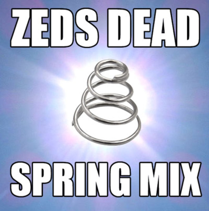 Zeds Dead - Spring Mix 2013 : 60 Minutes Dubstep / Trap / Hip-Hop Mix with Unreleased Tracks [Free Download] - Featured Image