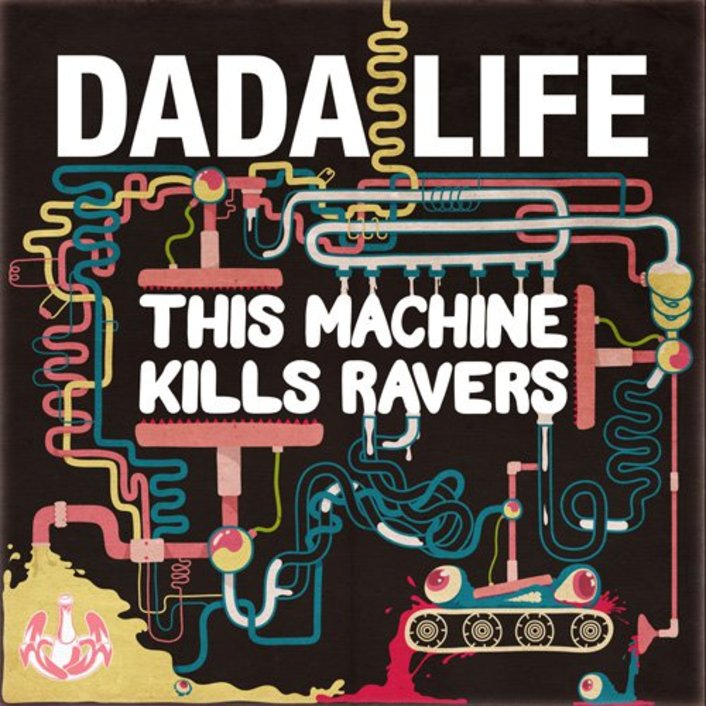"""Dada Life Releases Huge New Electro House Single """"This Machine Kills Ravers""""  - Featured Image"""