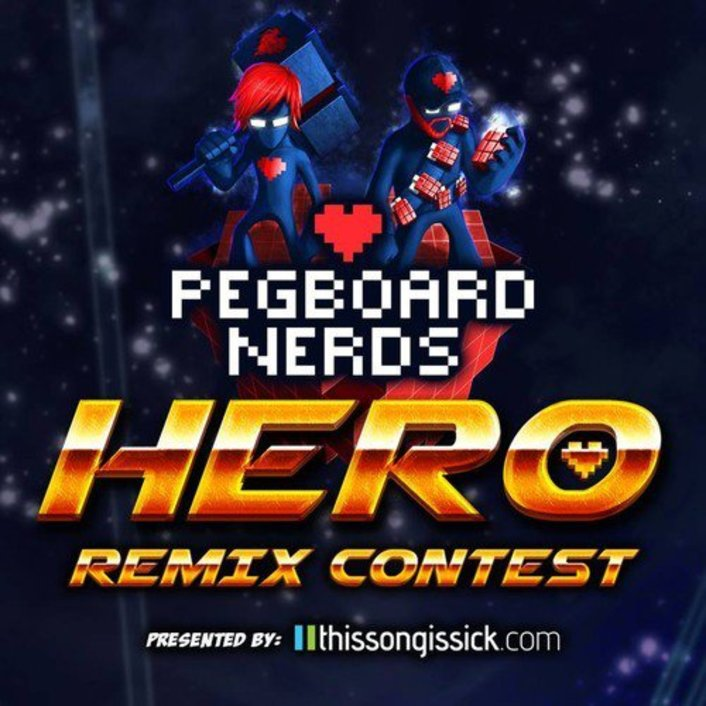 Pegboard Nerds - Hero (Teminite Remix) : Remix Competition Winner - Featured Image