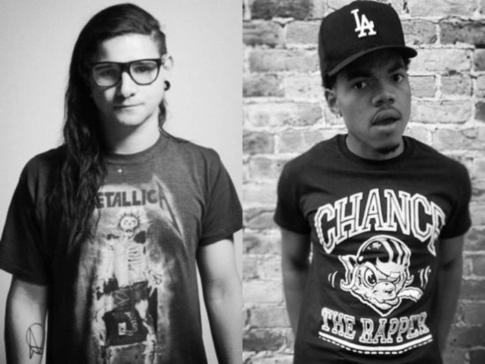 Listen To Skrillex & Chance The Rapper's Unreleased Remix of Hundred Waters (VIDEO) - Featured Image