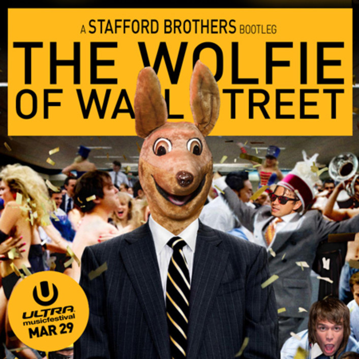 Win Tickets To Ultra Music Festival From Stafford Brothers + The Wolfie Of Wall Street Song [Free Download] - Featured Image