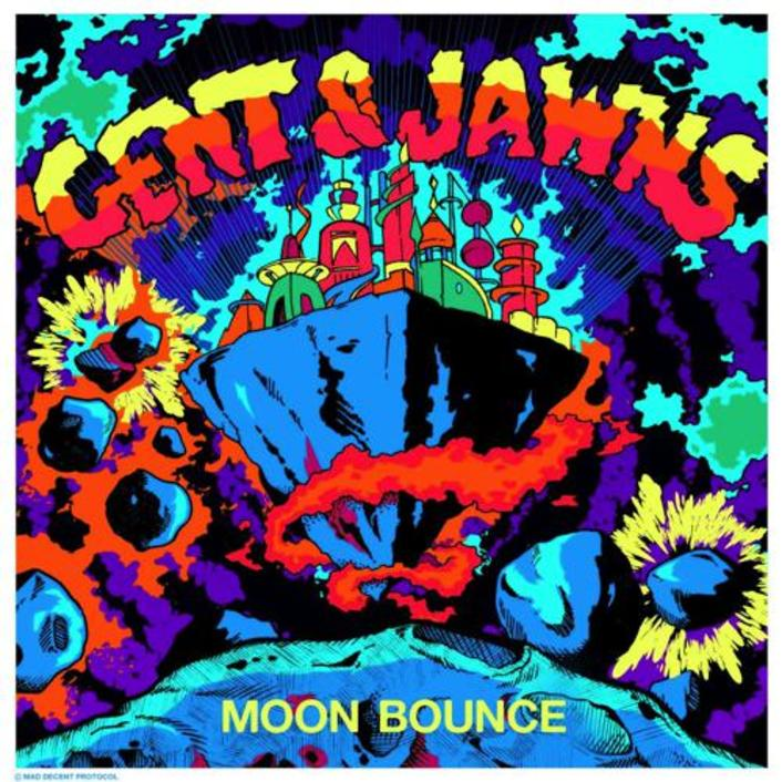 [PREMIERE] Gent & Jawns - Moon Bounce : Festival Ready Trap Heater - Featured Image