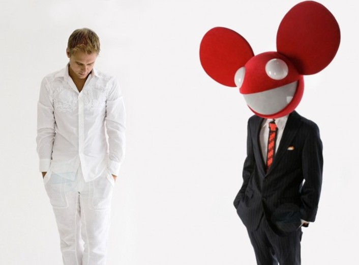 Deadmau5 & Armin van Buuren – ID (Preview) : Smooth Trance Collaboration - Featured Image