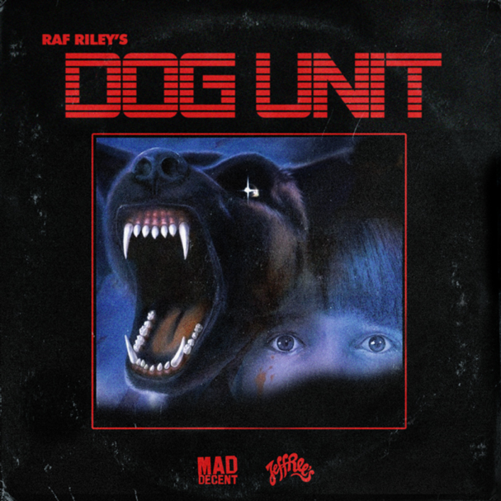 [TSIS PREMIERE] Raf Riley - Dog Unit : BANGER Moombahton / Trap / Jungle Mad Decent Jeffrees EP - Featured Image