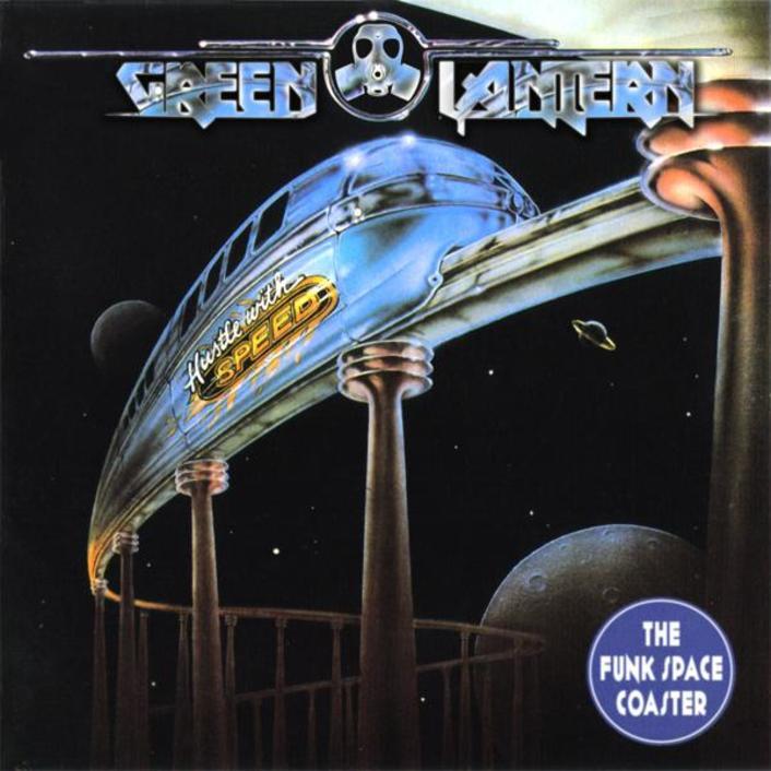 [TSIS PREMIERE] Green Lantern - Funk Space Coaster : Incredible Trap / Funk Original [Free Download] - Featured Image
