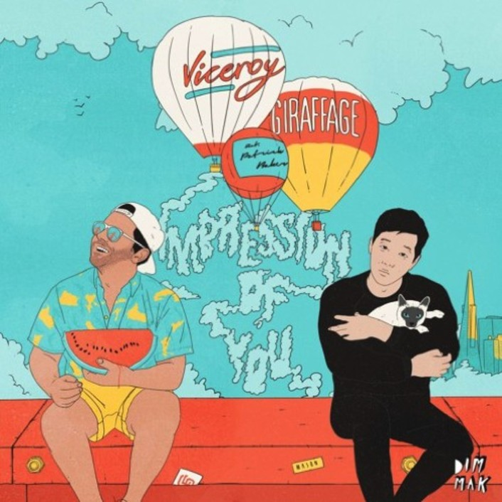 Giraffage & Viceroy - Impression Of You (feat. Patrick Baker) : Future Bass / House - Featured Image