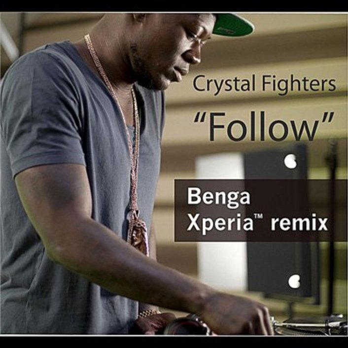 Crystal Fighters - Follow (Benga Xperia Remix) : Smooth Dubstep / Indie Remix [FREE DOWNLOAD] - Featured Image