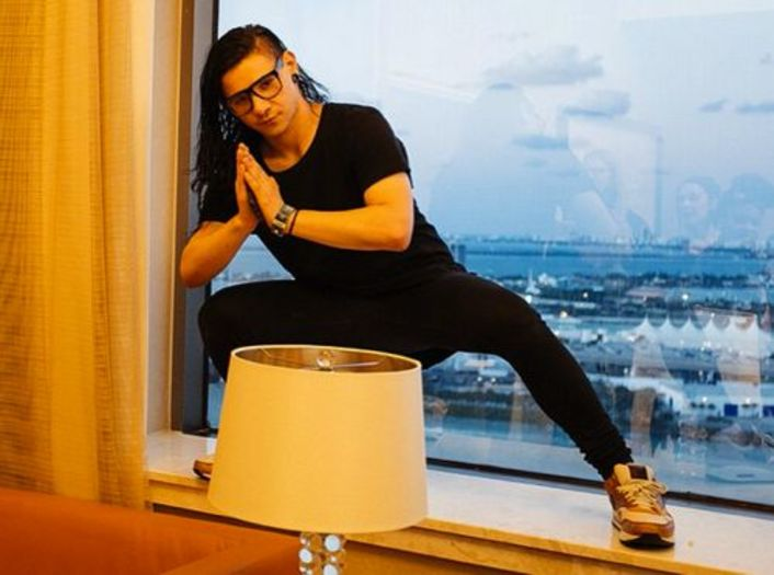 Skrillex Just Confirmed A Second Album For 2015 - Featured Image