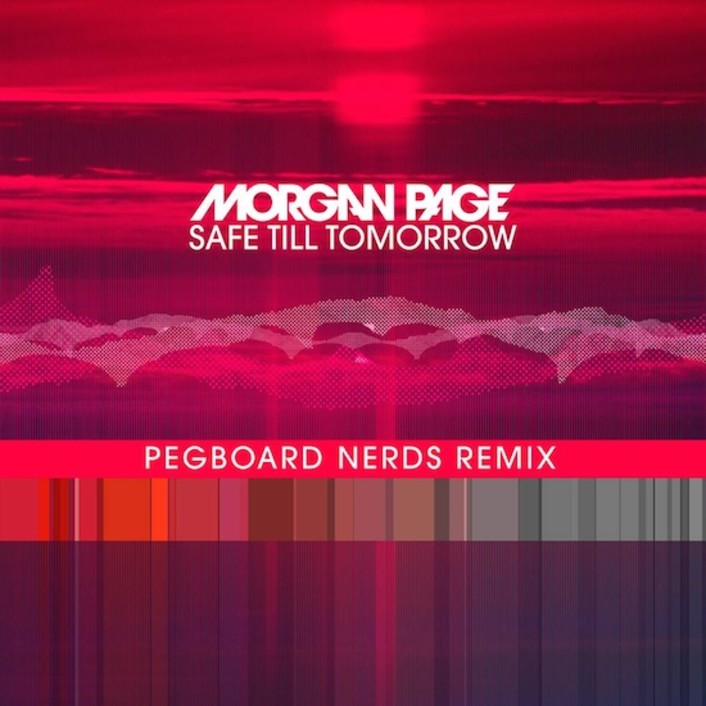 """[PREMIERE] Pegboard Nerds Switch Things Up On Melodic Remix Of Morgan Page's """"Safe Till Tomorrow"""" [Free Download] - Featured Image"""