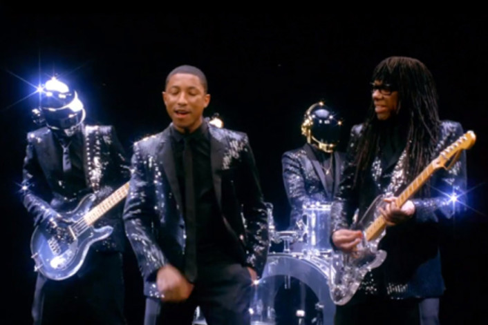 Daft Punk - Get Lucky (Ft. Pharrell & Nile Rodgers) [FULL SONG LEAKED] - Featured Image