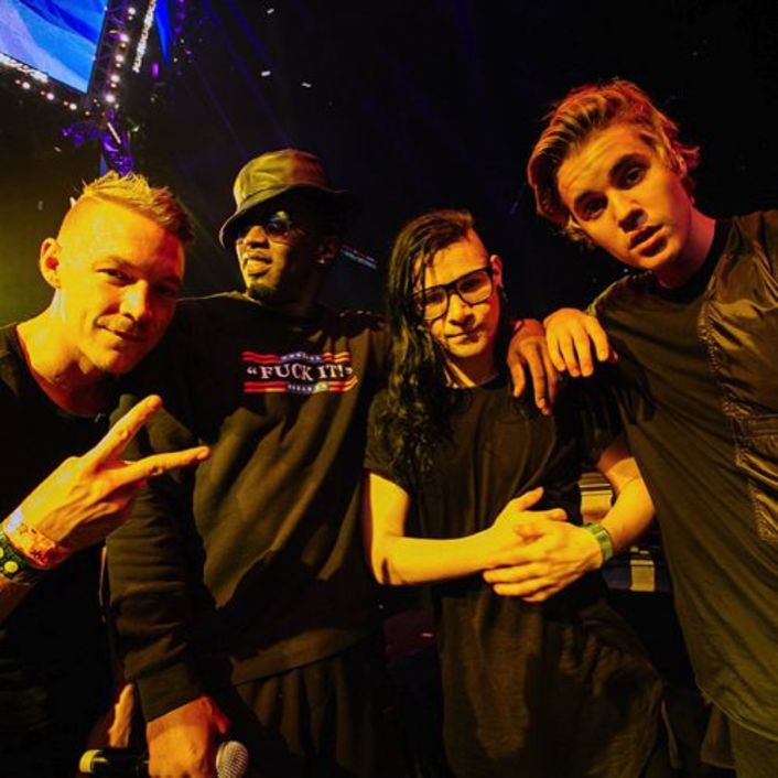 Watch Skrillex's Full Set From Ultra Music Festival 2015 Ft. Diplo, Diddy, & More - Featured Image