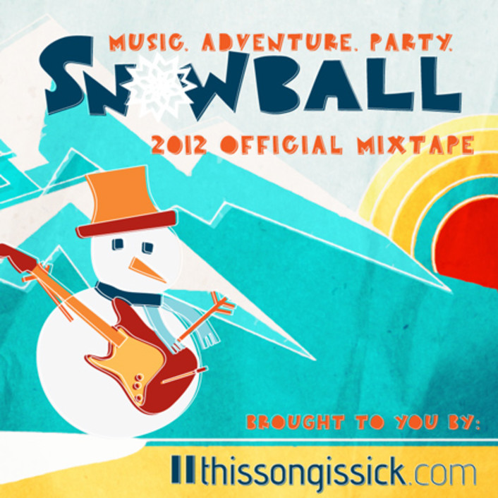 SnowBall Music Festival 2012 Official Mixtape : 20 Song Mixtape Featuring Exclusive Downloads from Bassnectar, Gramatik, Mimosa, Griz and more! - Featured Image