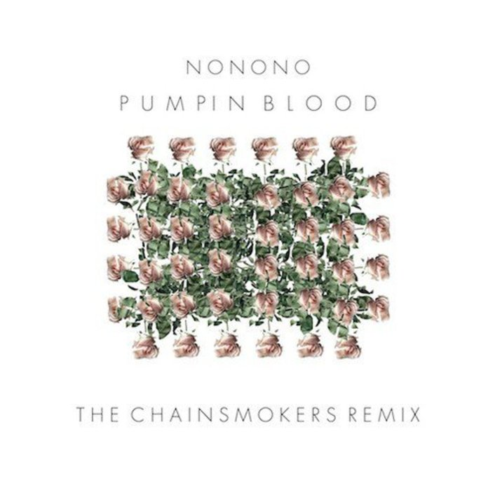 "The Chainsmokers Turn NONONO ""Pumpin Blood"" Into Exciting Electro House / Trap Anthem - Featured Image"