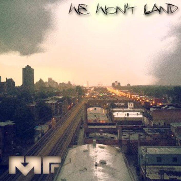 Manic Focus - We Won't Land : Funky Dubstep / Electro-Soul Original [TSIS PREMIERE] - Featured Image