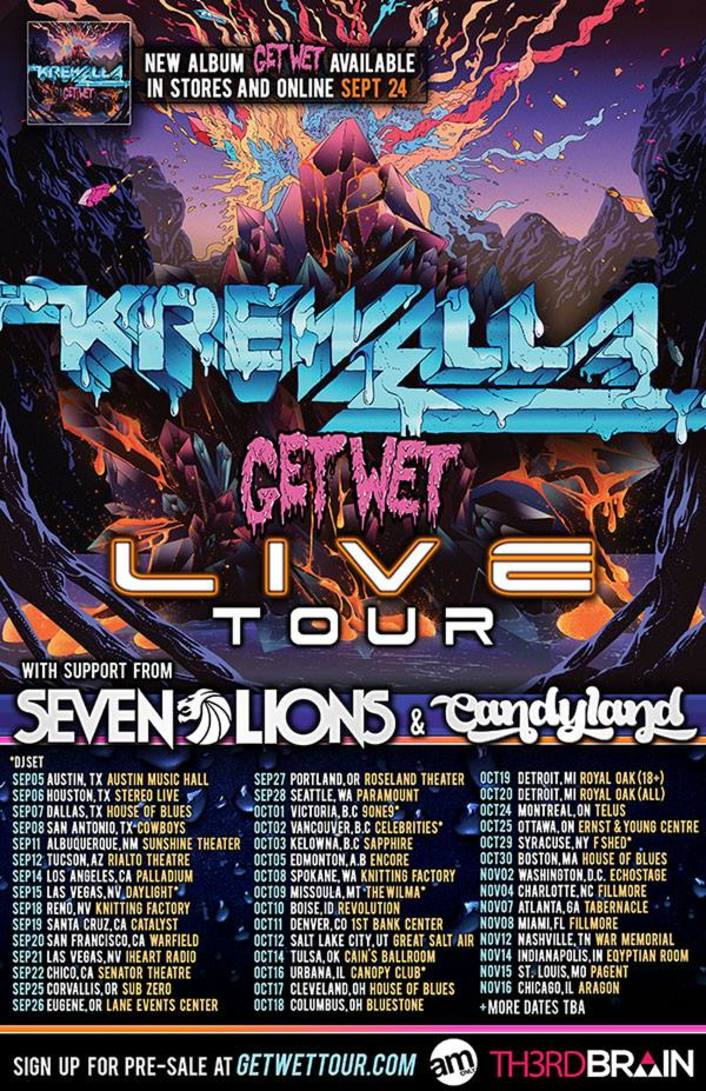 "Krewella to release full length album ""Get Wet"" and Fall North American Live Tour : Preview New Song - Featured Image"