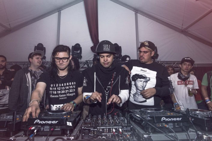 "Electric Forest Defines the Idea Of A ""Secret Set"" With Skrillex, Datsik, 12th Planet, SNAILS, Mr. Carmack and Big Gigantic [Editorial + Photo + Video] - Featured Image"