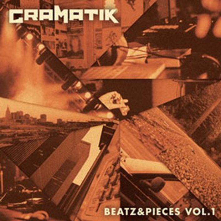 Gramatik - Beatz & Pieces Vol. 1 : Sick Chill New Electronic/Hip-Hop Album on Pretty Lights Music - Featured Image